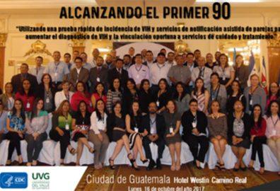 Programa Regional Centroamericano de VIH