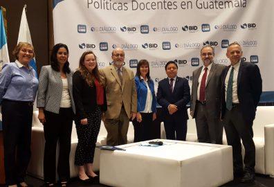 """Actualización del Estudio """"Políticas Docentes en Guatemala"""""""