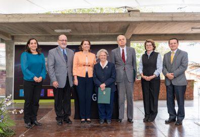 Designación de investigadores y profesores eméritos