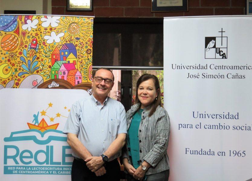 Universidad Centroamericana de El Salvador Reitera su adhesión a RedLEI